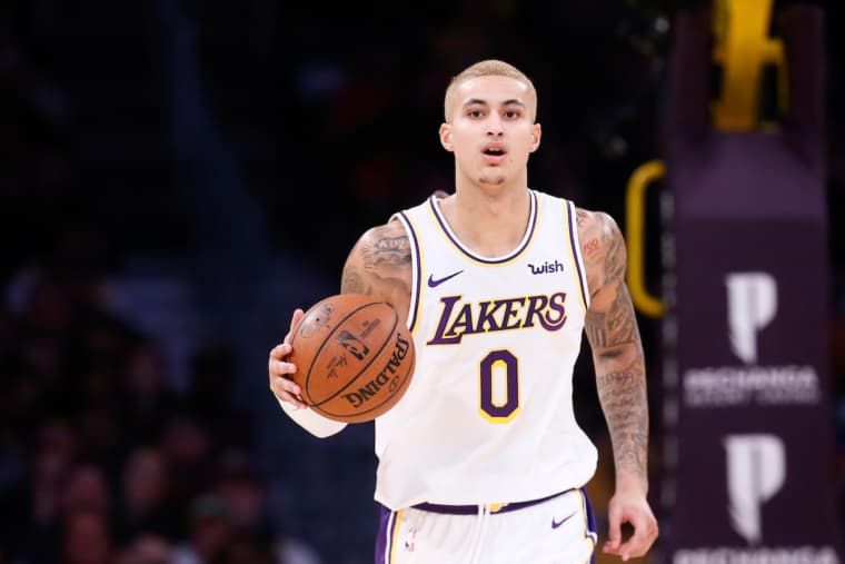 Kyle Kuzma Lakers NBA
