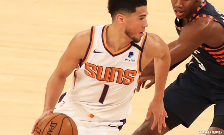 Les Suns ont corrigé les Timberwolves… sur 2K