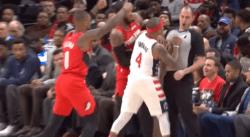 Isaiah Thomas éjecté… après seulement 2 minutes de jeu
