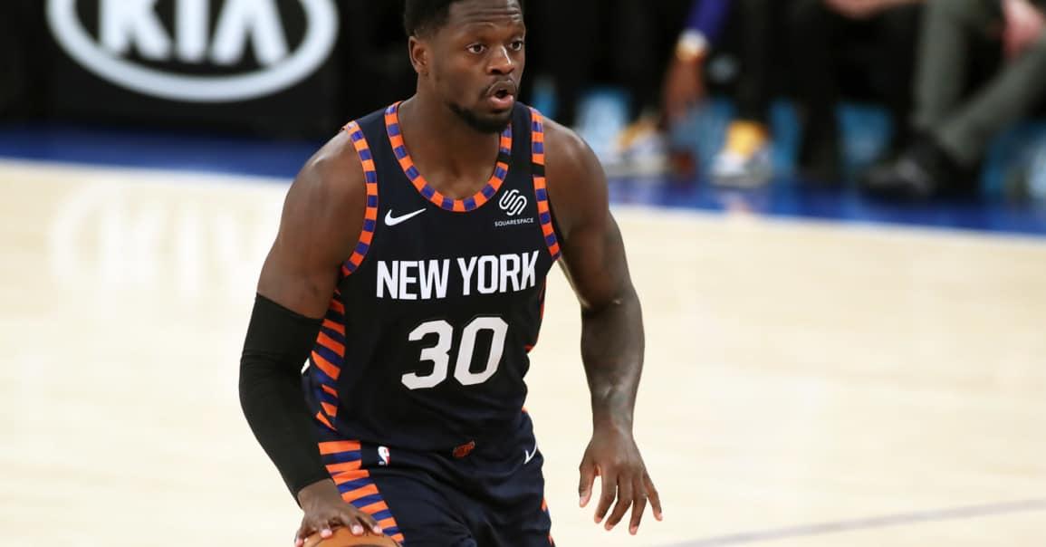 CQFR : Les Knicks sont chauds, les Hornets se font détruire