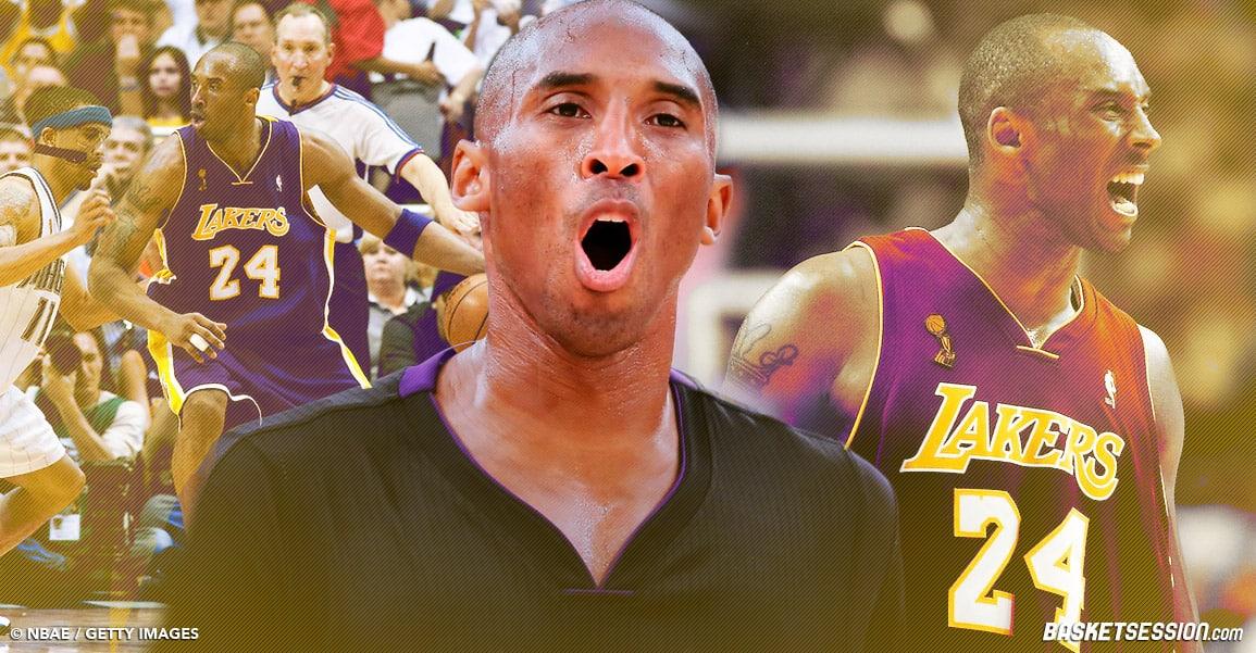 Kobe, ses 13 chefs d'oeuvre en NBA
