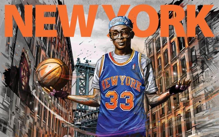 Mook REVERSE #4 : New York, New York