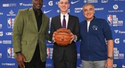 Michael Jordan : «LeBron James est un joueur incroyable»