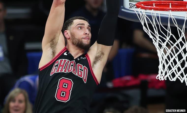 Zach LaVine, une cible de choix pour les Knicks et les Nets ?