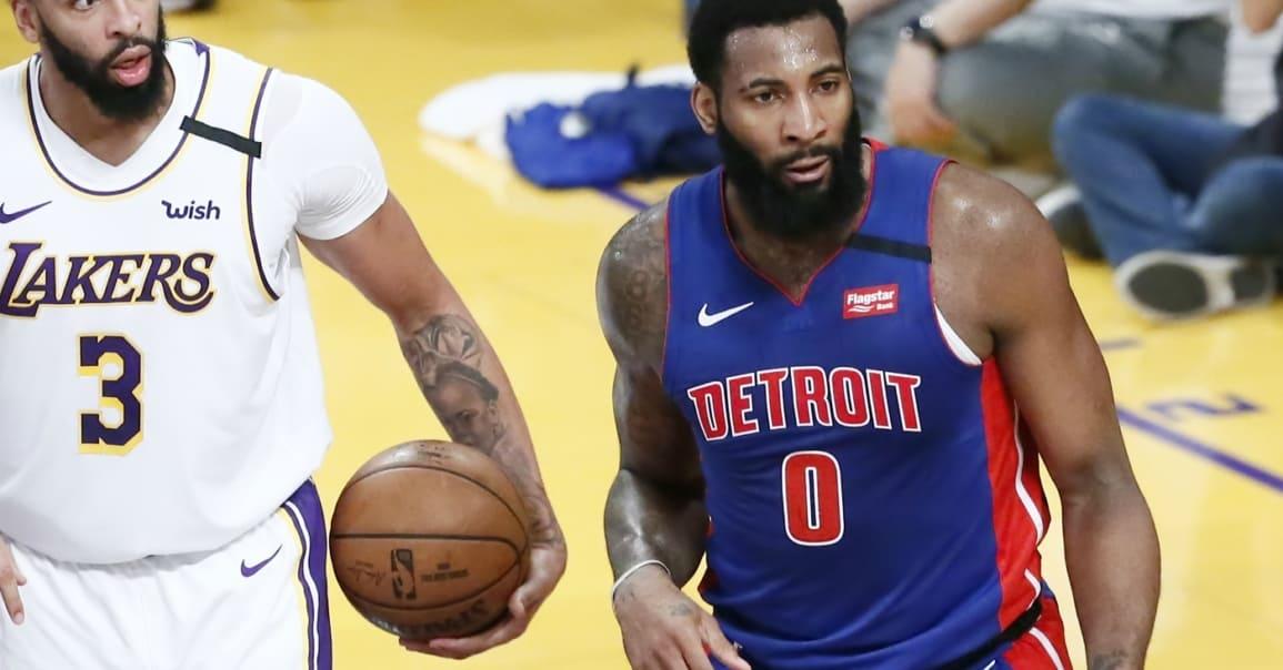 Andre Drummond expédié aux Cleveland Cavaliers !