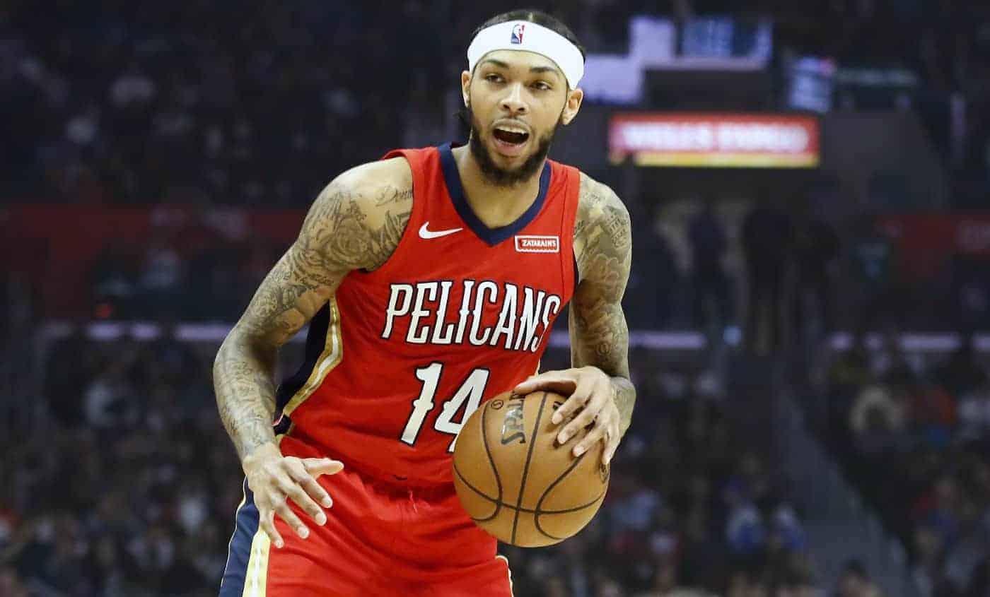 Brandon Ingram Pelicans NBA