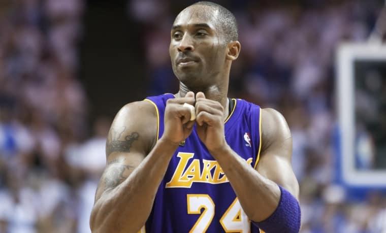 « Le Hall Of Fame, le pic de la carrière de Kobe Bryant »