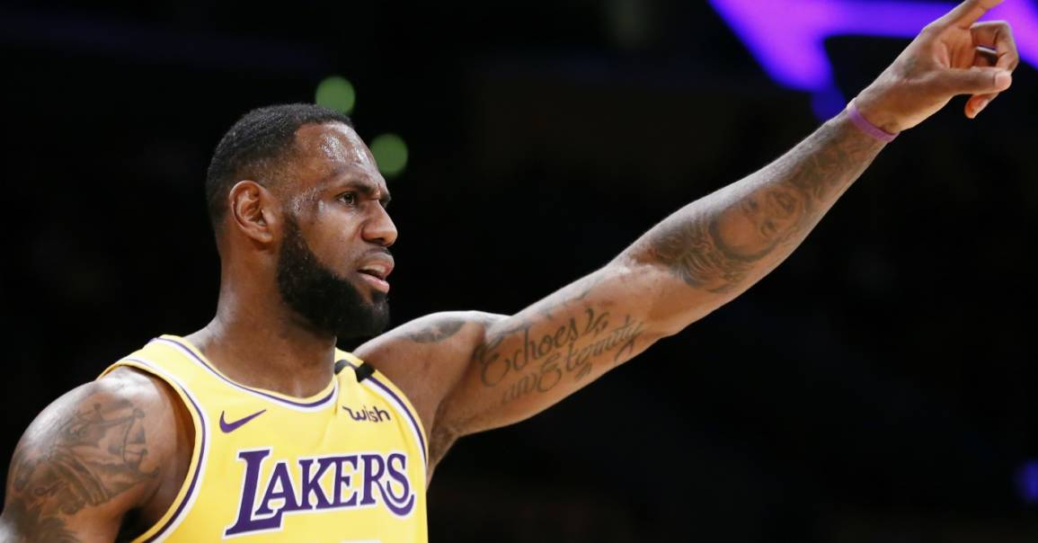 CQFR : LeBron clutch contre Boston, Zion brutalise les Warriors