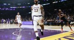 Pourquoi LeBron James a failli craquer devant 'The Last Dance'