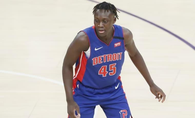 Sekou Doumbouya «baptisé» par les superstars