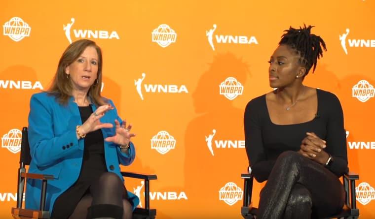 Salaires, conditions et chances, la WNBA élève enfin son game