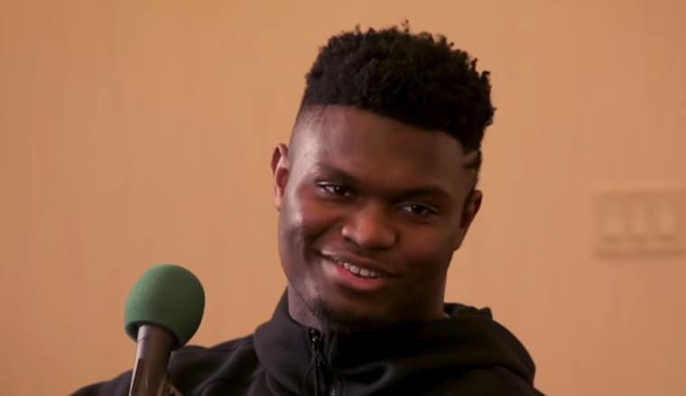 Zion Williamson voulait rester à Duke, Coach K et sa mère l'ont dissuadé