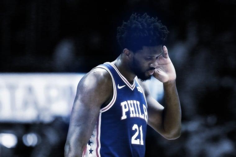 Joel Embiid fait une demande très originale à la NBA sur… les huées