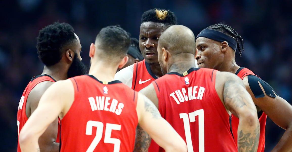 Comment Houston rêve de renverser la NBA avec un trade