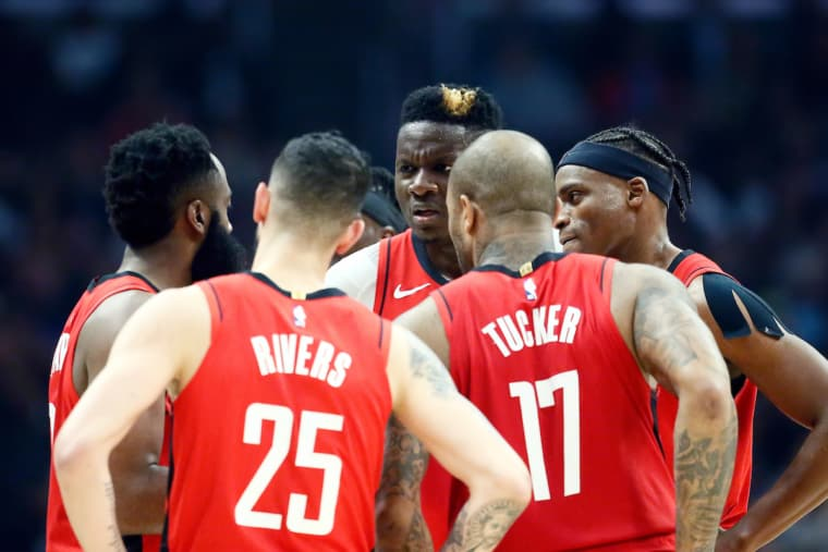Comment Houston rêve de renverser la NBA avec un trade