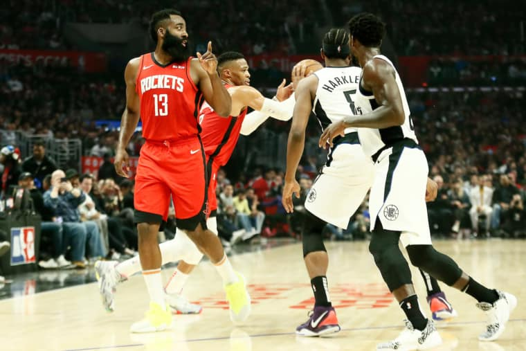 Pourquoi les Rockets peuvent sortir gagnants du break NBA