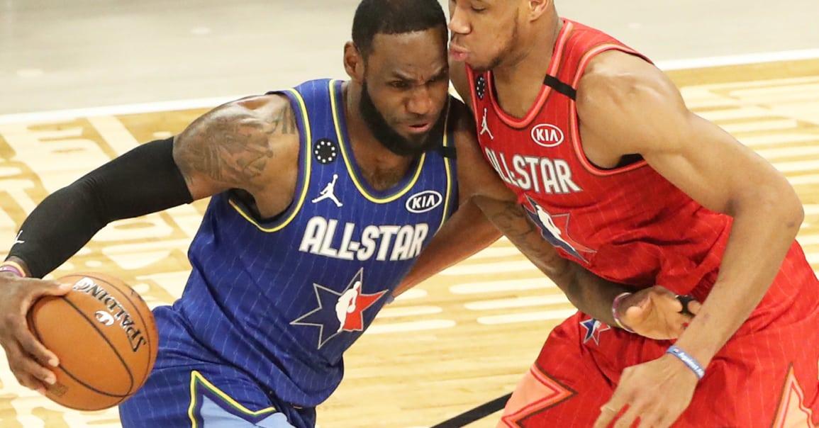 Leur job : imiter LeBron ou Giannis à l'entrainement pour leur franchise NBA