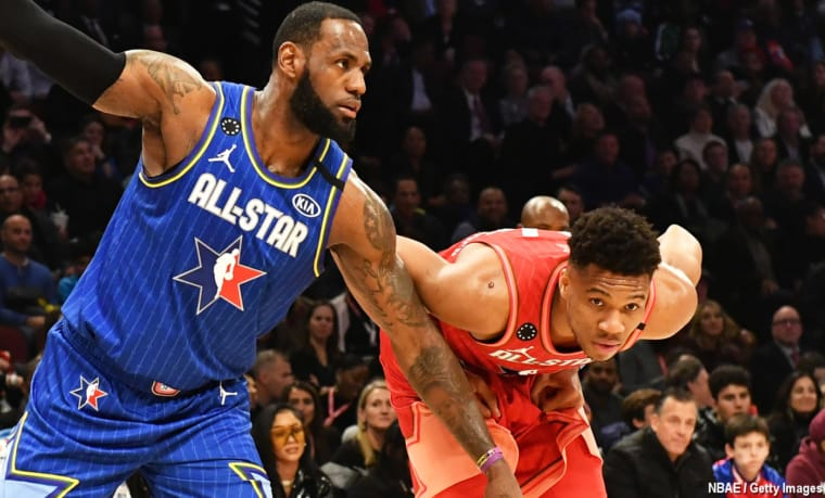 LeBron ou Giannis : Damian Lillard a choisi son MVP