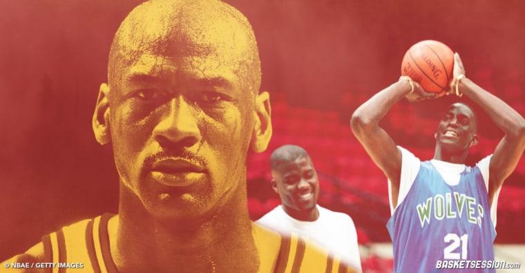 Le jour où Kevin Garnett a regretté d'avoir provoqué Michael Jordan