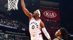 Les Raptors dans l'embarras, leur super rookie Terence Davis arrêté à New York