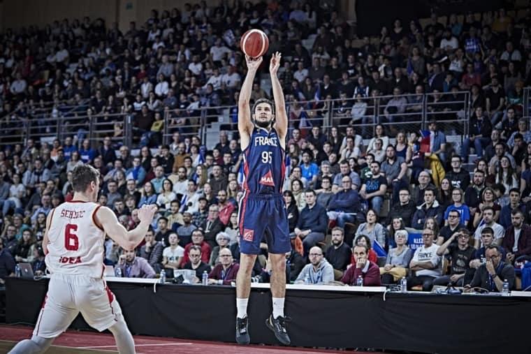 Qualifications EuroBasket 2021 : Les Bleus remettent les pendules à l'heure face au Monténégro