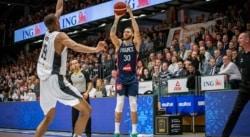 Qualifications EuroBasket 2021 : Les Bleus en panne d'adresse face à l'Allemagne