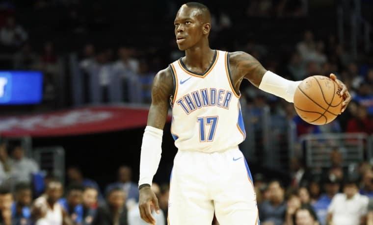Le Thunder, les rois du comeback en NBA