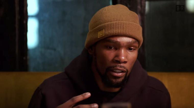 Kevin Durant voit désormais le jeu différemment avec sa convalescence