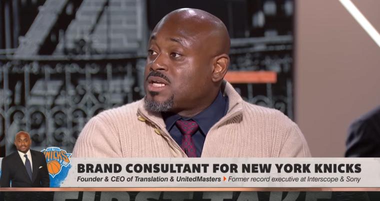 Les Knicks obligés de réparer une bourde de leur nouveau consultant…
