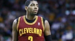 Kyrie Irving avait promis à un gamin, en public, qu'il ne quitterait pas Cleveland…
