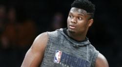 Draft NBA et Lottery : on sait quand on connaîtra le successeur de Zion