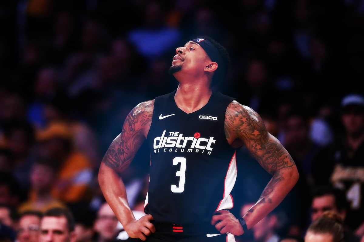 Bradley Beal All-NBA Teams Washington Wizards