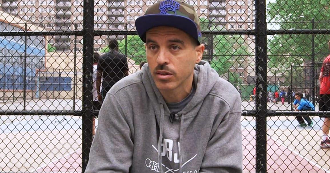 Bobbito Garcia : le basket, les sneakers, la musique et moi