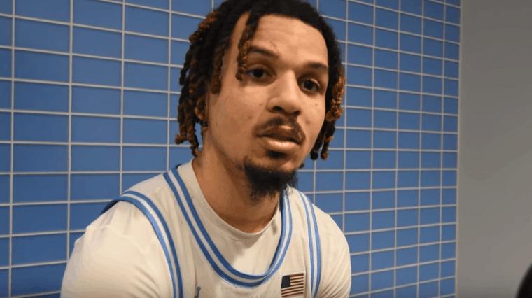 Cole Anthony s'engage dans la lutte contre l'épidémie et reporte ses rêves de NBA