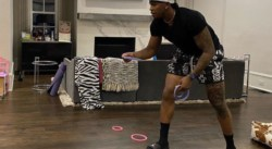INSIDE – les joueurs NBA face au confinement : LeBron kiffe son taco, Ibaka crée l'exploit, JoJo sort la photo la plus dingue du jour