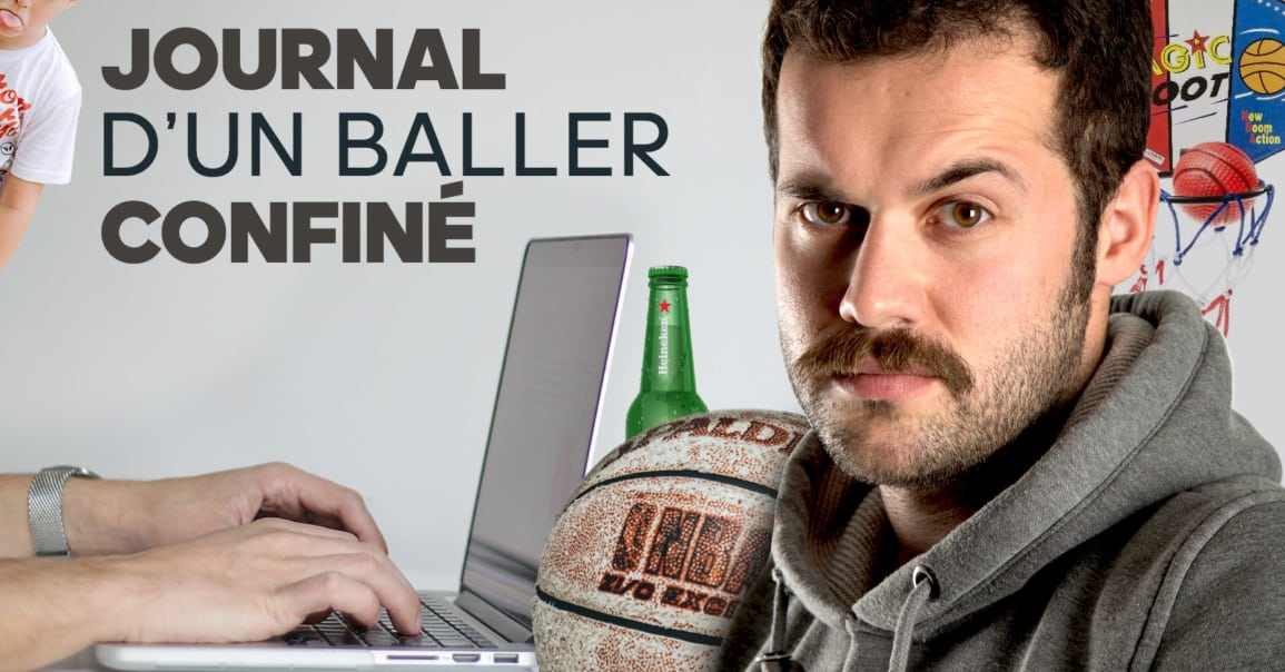 Journal d'un Baller confiné – Jour 2 : Pornhub, pasta et sports de force