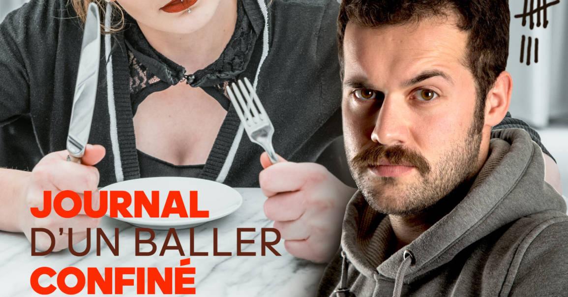 Journal d'un Baller confiné – Jour 8 : Dolan, Parker et Sibeth sont des génies