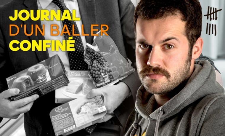 Journal d'un Baller confiné – Jour 9 : Rookie wall, surgelés Picard et deuil