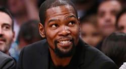 Le pronostic de Kevin Durant pour les finales et le titre NBA