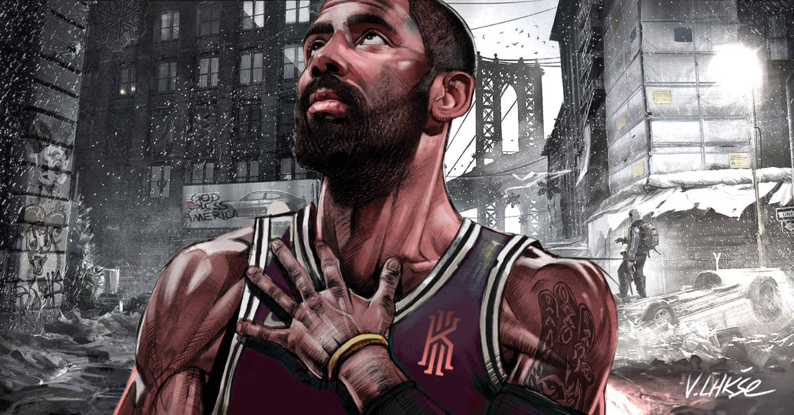 NBA APOCALYPSE, épisode 2