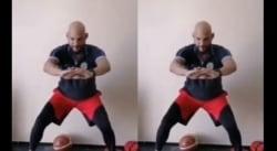 L'exercice du jour : renforcez vos jambes à la maison