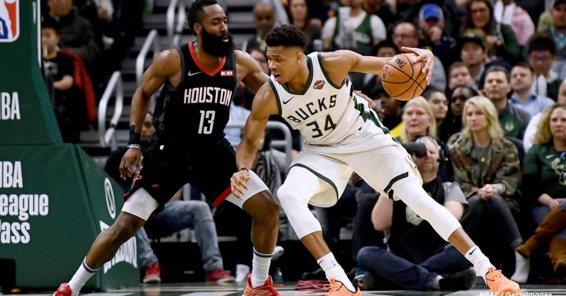NBA parallèle : Giannis fait taire Harden, Fournier en mission Koh-Lanta