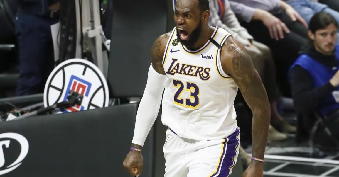 CQFR : Les Lakers giflent les Rockets et filent en finales de Conférence !