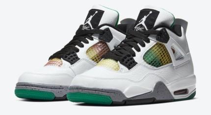 Air Jordan IV : un coloris Do The Right Thing pour cette sneaker ...