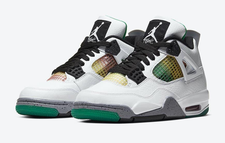 Air Jordan IV : un coloris Do The Right Thing pour cette