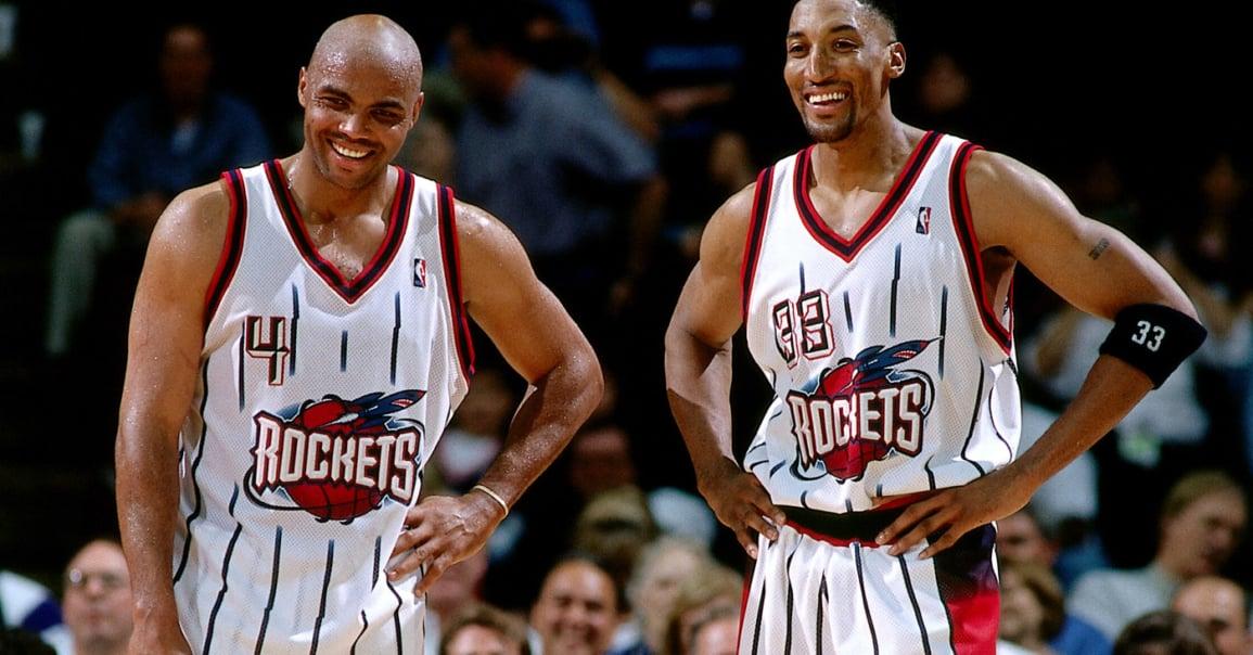Les Rockets de Pippen, Barkley et Olajuwon, l'un des pires gâchis de l'Histoire