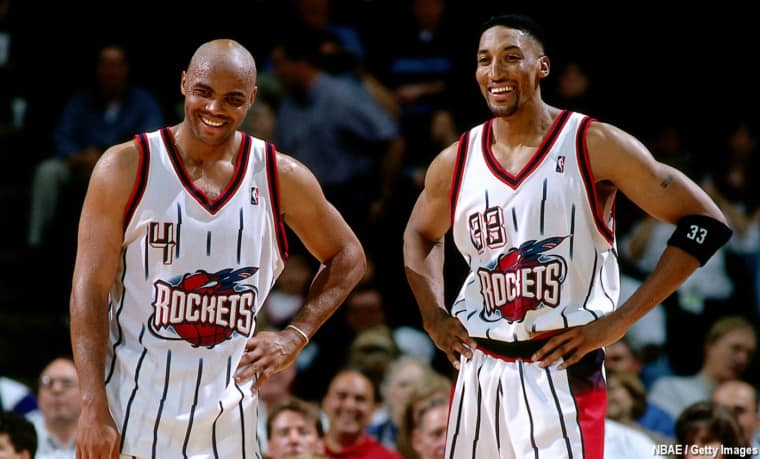 Charles Barkley n'assume plus sa « superteam » aux Rockets