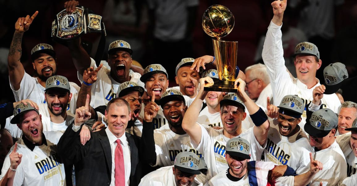 Ces champions NBA inattendus ou presque