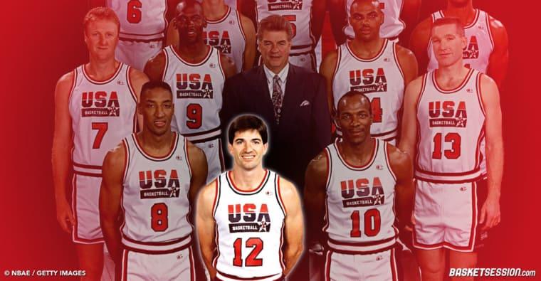 John Stockton, le sauveur improbable de la Dream Team