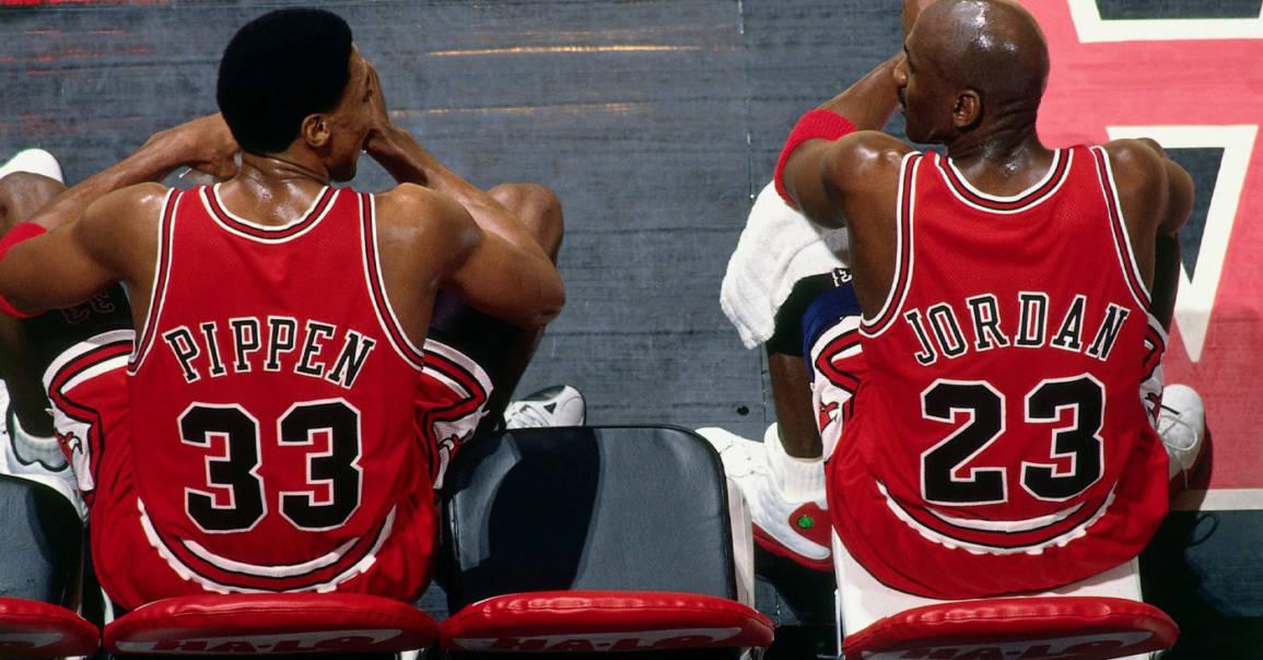 The Last Dance 1 et 2 : La genèse de Jordan, la vie folle de Pippen